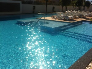 Nympheum pool